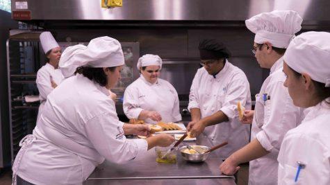 Chefs win high rank