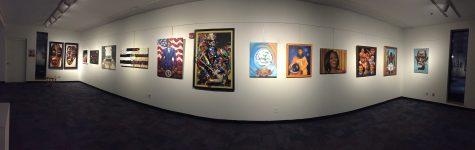 Celebrating Black History through art