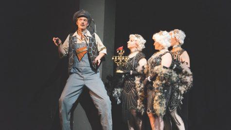 Opera club plays Magic Flute