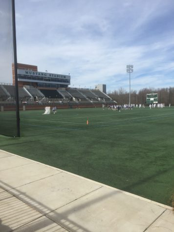 Men's LAX starts with new coach