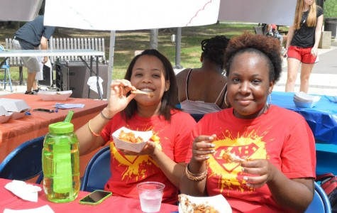 AACC's Campus Activities Board Wingfest