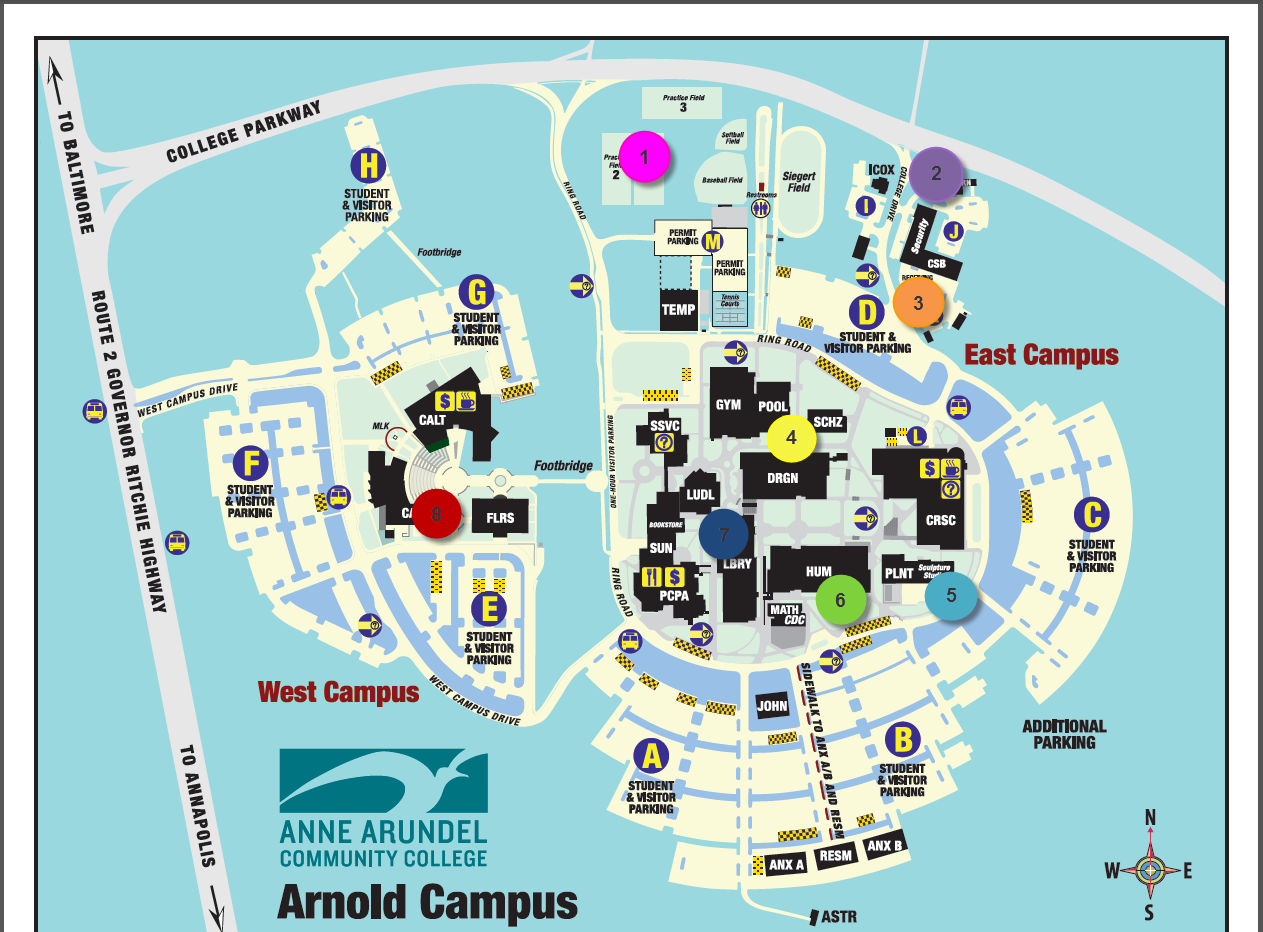 Where Are WeCollege Map – Campus Current