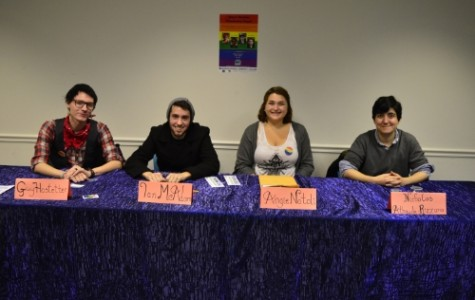 Queer Panel Helps Open the Eyes of AACC