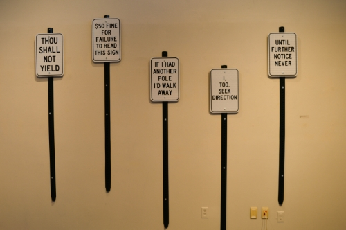Guerrilla is an urban art movement that AACC will have display in the Cade Art Gallery.
