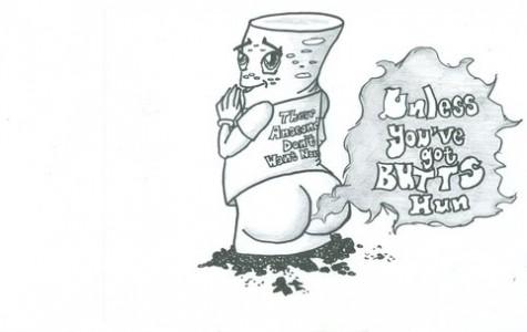Memoir of a Butt: The Life of a Cigarette