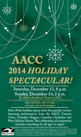 Holiday Spectacular in story