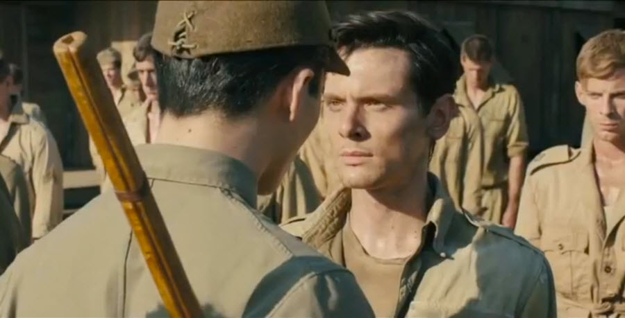 Movie Review : Unbroken