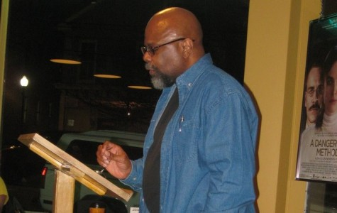 Award-winning poet Le Hinton will be coming to AACC