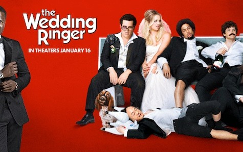 "Movie Review: ""The Wedding Ringer"""