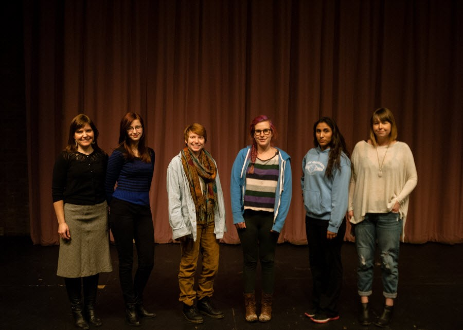 The Vagina Monologues will be performed on March 12 at 7 p.m.