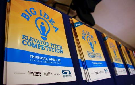 Shark Tank Meets AACC's Elevator Pitch Competition
