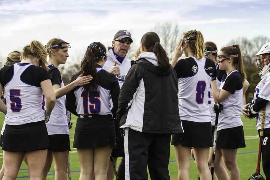 Ladies Lacrosse Team Ends Season Early
