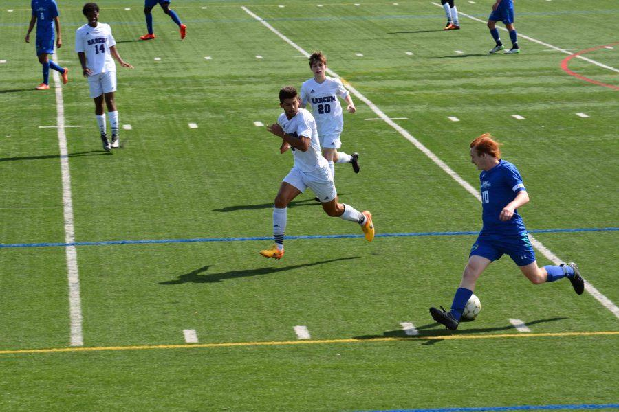 AACC mens soccer team concludes season