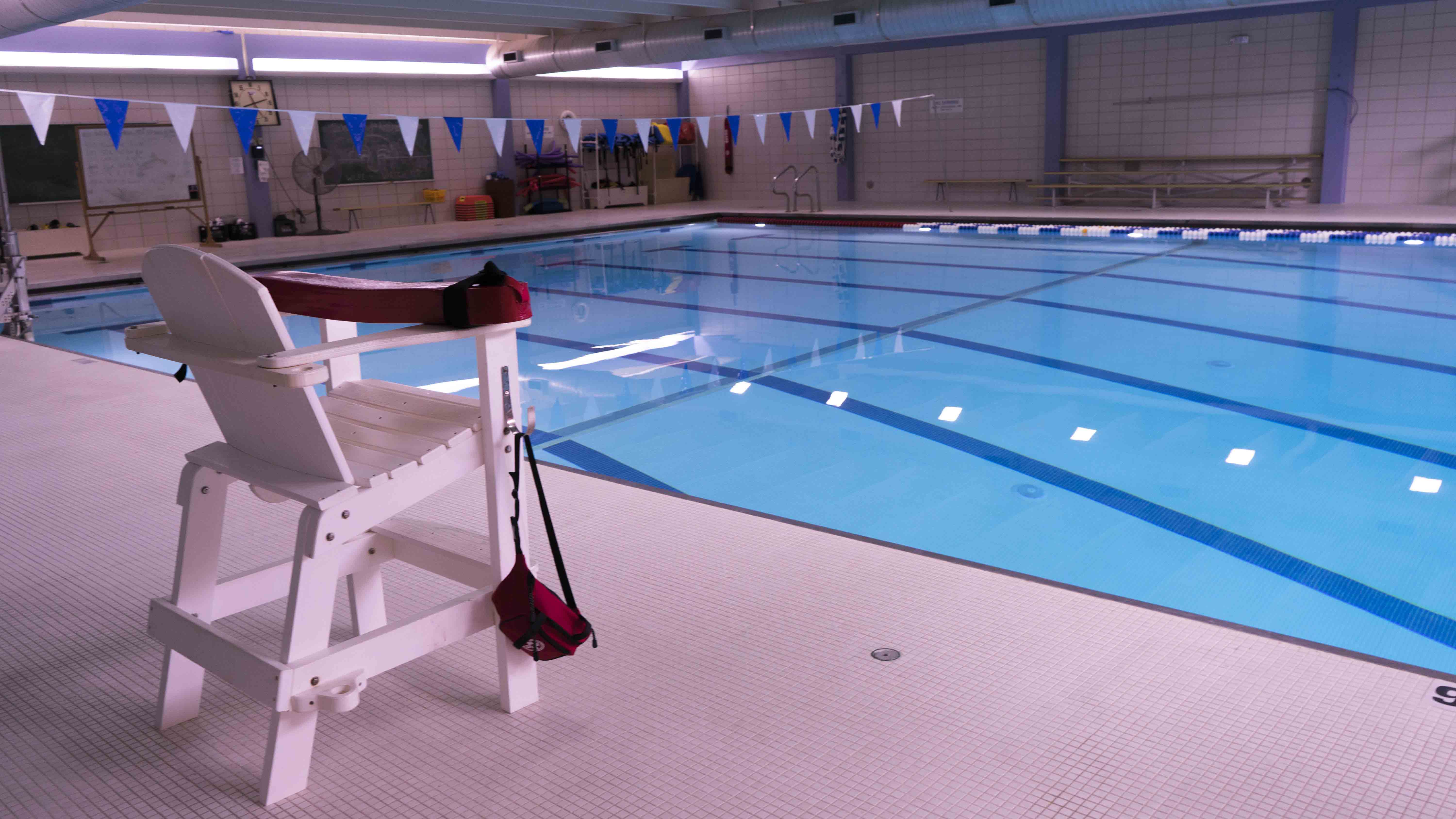 Closing the pool is a part of AACC's Facilities Master Plan to make way for a new health and sciences building.