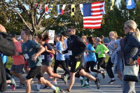 5K finds home on campus