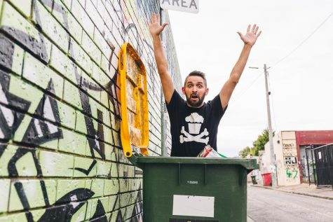 Johnny Cupcakes speaks at AACC
