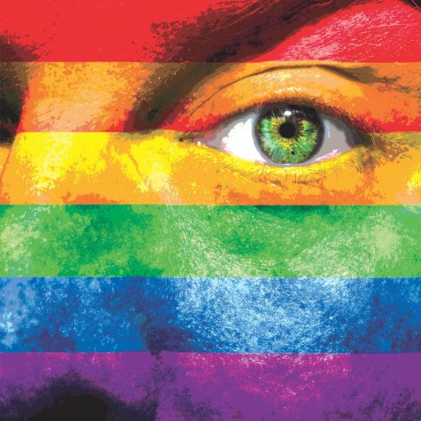 AACC graduate speaks during coming out week