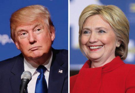 Students favor Clinton