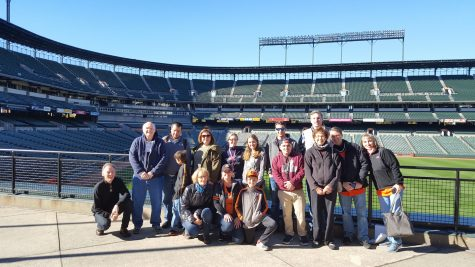 AACC History Club tours Oriole Park at Camden Yards