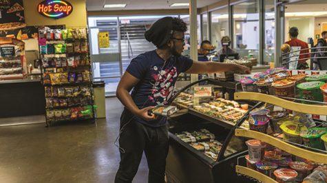 Poll: Food options fine