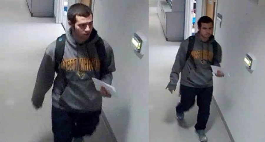 AACC police looking for person of interest in campus theft