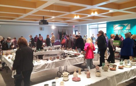 Holiday Ceramics Sale takes place at AACC