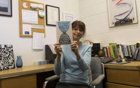 Professor edits, plans book on environment