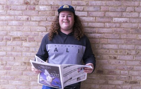 Jesse Johnson becomes Campus Current's new editor-in-chief