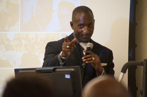 """The Apprentice"" winner Randal Pinkett says excellence comes from within, not from others."