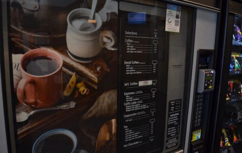 Coffee vending to get upgrade