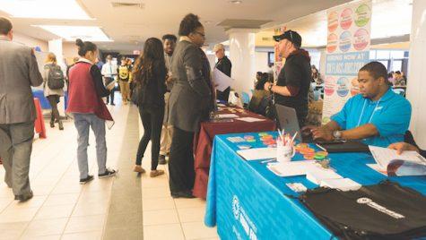 AACC hosts annual internship fair