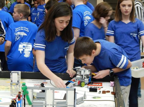 Lego League tournament hosted at AACC