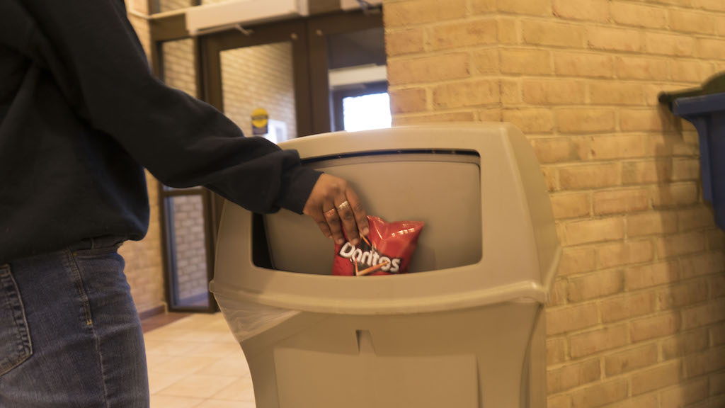 Students on campus give up meat, television, caffeine, sweets, video games and sarcasm in honor of Lent.
