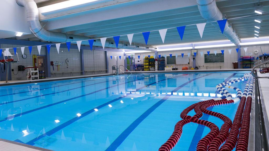 AACC will close the Olson Swimming Pool in August and demolish it in July 2018.