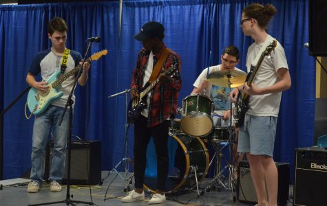CAB talent show highlights students