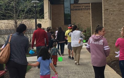AACC hosts annual Easter egg hunt
