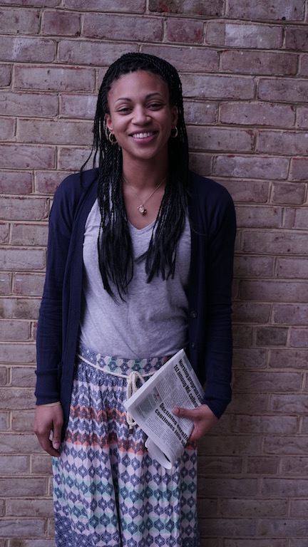 Sophomore Nyia Curtis will be the new student member to serve on the Board of Trustees, pending approval from Gov. Larry Hogan.