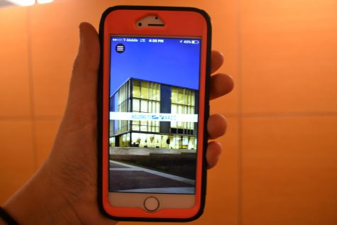 Campus police to place number on AACC app