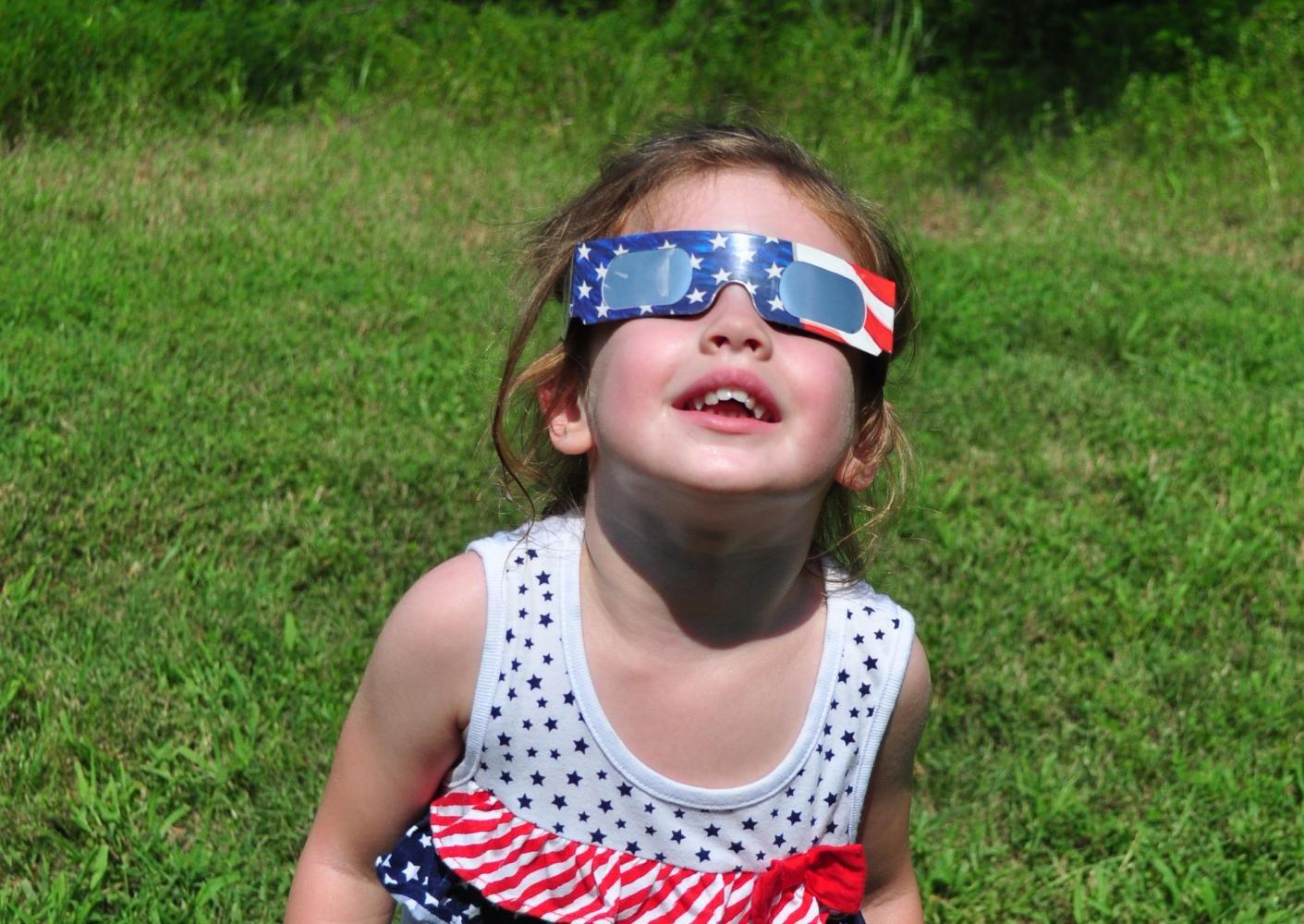 Eclipse Child