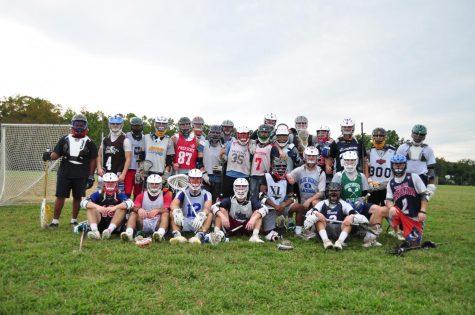 Lacrosse players work toward better season