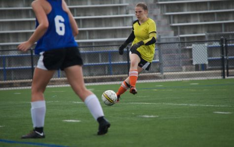 Women's soccer team looks to championship