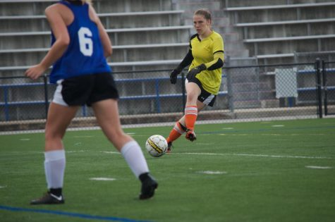 AACC Women's Soccer team prepares for playoffs