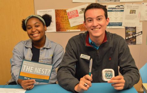 Involvement Fair comes to AACC