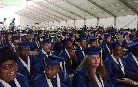 Report shows minority grad rates increasing