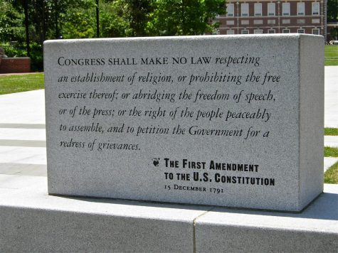 """Free speech"" means different things to different people, but monuments like this one in Philadelphia remind us that it is everyone's right."