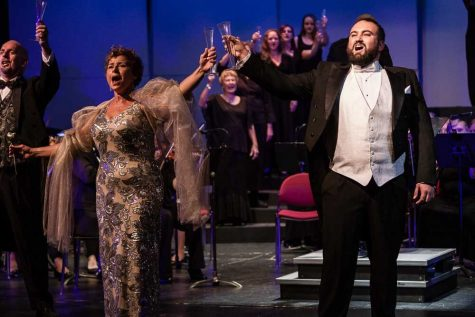 Opera AACC celebrates 15th anniversary