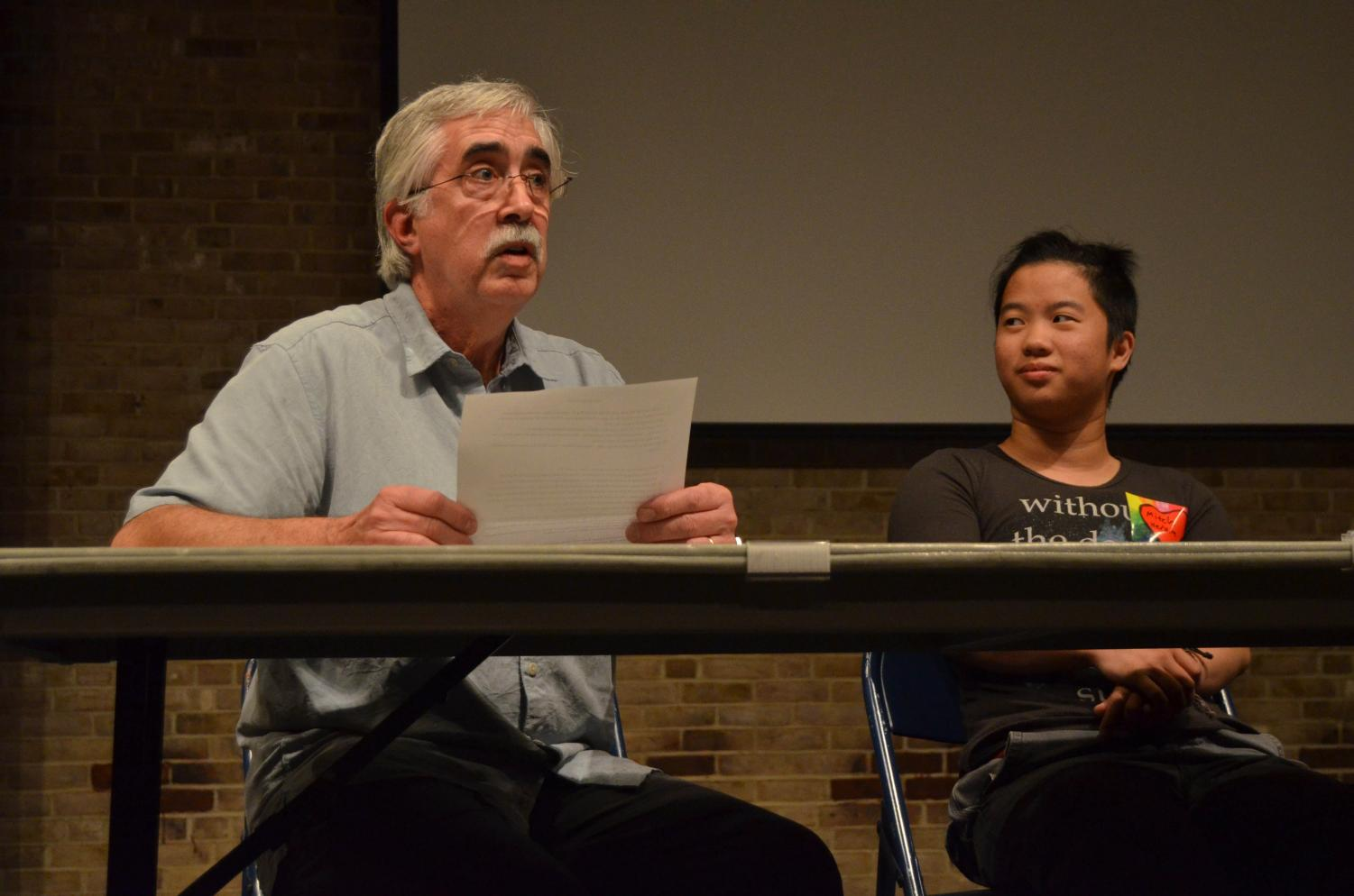 English professor Dave Meng discusses his experience as a parent of a transgender child.