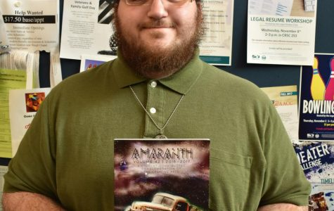 Amaranth places 1st in magazine competition