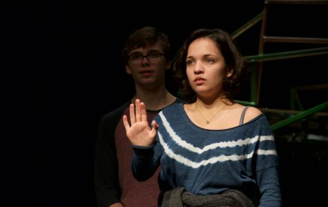 """The Theater Department's latest play, """"Neverwhere,"""" has a 14-member cast with most actors playing multiple roles."""
