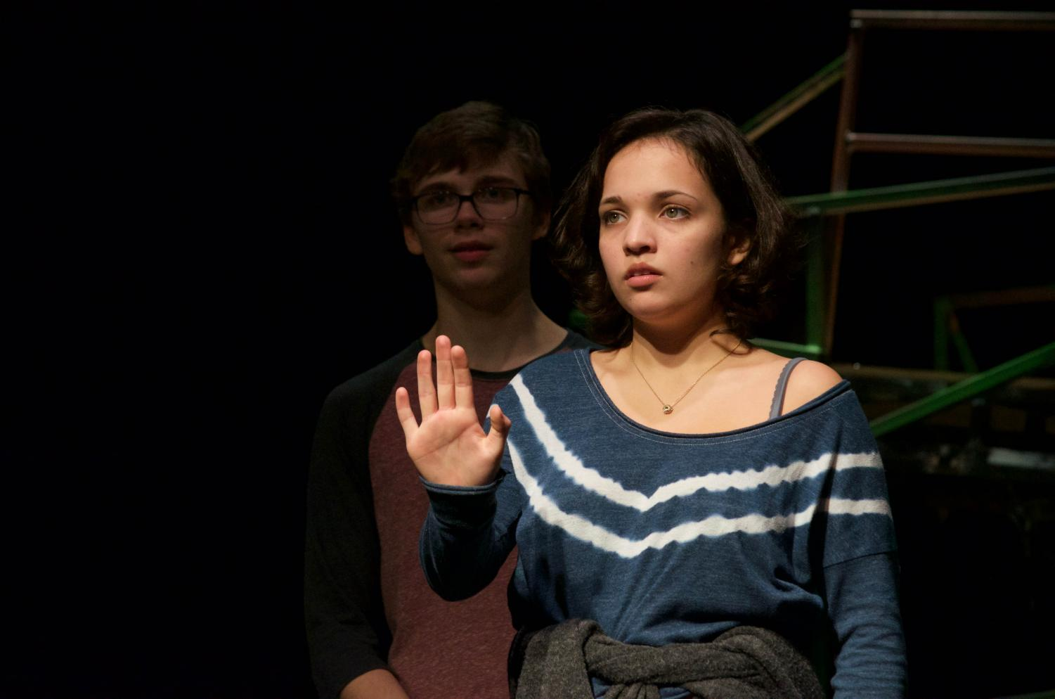"The Theater Department's latest play, ""Neverwhere,"" has a 14-member cast with most actors playing multiple roles."